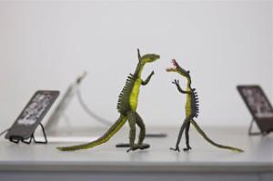 mes figurines mobiles de recyclage